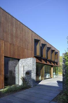 architekten stein hemmes wirtz / haus kasel