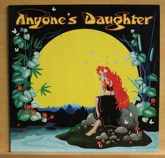 ANYONE`S DAUGHTER - Same s/t - near mint - nm - Krautrock - Vinyl LP - Top Rare