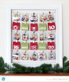 Silhouette America Blog | Advent Calendar Inspiration