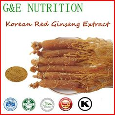 Protect Hair Ginseng Extract Korean Red Ginseng Extract 20:1 700g