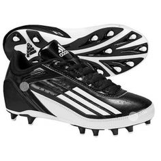 SALE - Mens Adidas Lightning Fly Football Cleats Black Synthetic - Was $59.99 - SAVE $15.00. BUY Now - ONLY $44.97