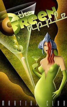 The Green Apple ~ Michael L. Kungl
