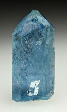 Aquamarine from Nigeria- My birthstone  (Land of riches)