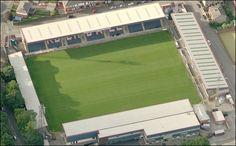 Spotland - Aerial - Rochdale FC