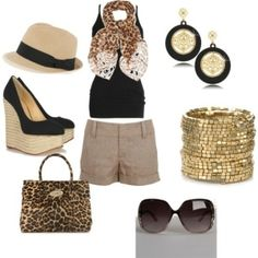Vacation Outfit!