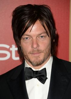 Norman Reedus NO Words!!!
