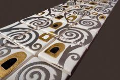 Mosaico Klimt 2010 da Ceramica di Treviso #Napoli #Pozzuoli #Marano #Campania #ristrutturazioni #madeinitaly #edilizia #madeinsud #design
