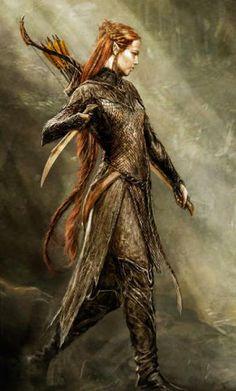 The Hobbit: The Desolation of Smaug Concept Art - Movie Art