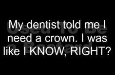 My dentist - http://www.awwomg.com/my-dentist/?utm_source=PN&utm_medium=AwwOMG&utm_campaign=SNAP%2Bfrom%2BAwwOMG.com