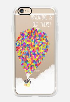 Casetify iPhone 7 Case and Other iPhone Covers -  ADVENTURE IS OUT THERE! 2.0 by Rebecca Allen |  #Casetify