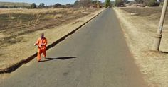 25 Moments Caught On Google Earth That Could Not Have Been Timed Better