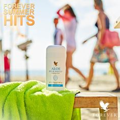 Aloe Ever Shield Deodorant is one of our #ForeverSummerClassics