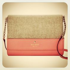 @Kat Ellis spade new york // purse perfection