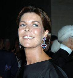 Princess Caroline wearing JAR #LucDanto