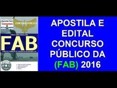 Apostila Concurso Público (FAB) Curso For.  Sargento Da Aeronáutica (2016)