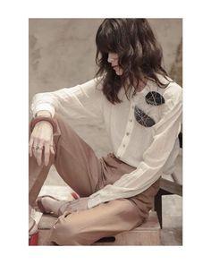 #NOW something good for @ffw @norbel_a @waymodel Photo @markoganzaro Styling @deividdiniz beauty @milenaiorio__