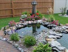 backyard ponds - Google Search