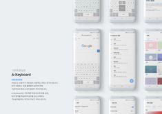 2019 Portfolio - 그래픽 디자인, UI/UX Ux Design Portfolio, Portfolio Pdf, Portfolio Layout, Product Portfolio, Web Design, App Ui Design, Layout Design, Graphic Design, Mobile Design