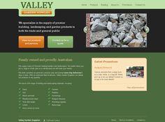 Valley Garden Supplies: Web Design, Web Development
