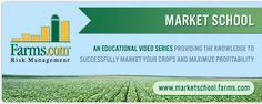 Market Price, Risk Management, Educational Videos, Farms, Marketing, Website, School, Check, Haciendas