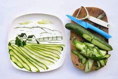 making-art-with-food
