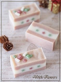 My Chtistmas Soap