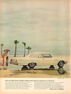 1964 Buick LeSabre Advertisement Life Magazine April 10 1964