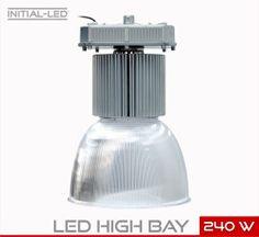LED HIGH BAY 240W EQUIVALENT 1000W METAL HALIDE
