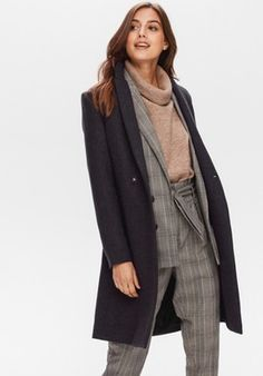 Gisele, Urban Chic, Winter Looks, Wool Blend, Duster Coat, Normcore, Blazer, Skirts, Jackets