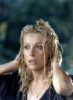 Catherine Deneuve was born October 22 1943 in Paris France. The ageless Catherine began her career at the young age of 13 y. Catherine Deneuve, Jean Paul Rappeneau, Christian Vadim, Marcello Mastroianni, Roman Polanski, Hooray For Hollywood, French Actress, Showgirls, Grace Kelly
