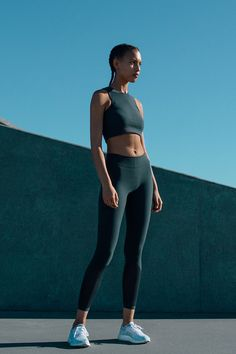adidas x Parley Continues to Raise Awareness on Perils of Ocean Plastic Pollution Sport Fashion, Fitness Fashion, Sport Editorial, Fitness Photoshoot, Fitness Design, Fitness Photography, Hot Outfits, Poses, Sports Photos