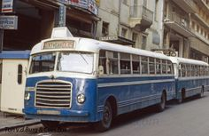 old greek buses - Google Search