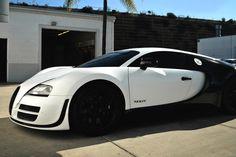 Super Sport Bugatti Purblanc | repinned by www.BlickeDeeler.de