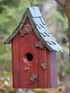 domino birdhouse - Google Search