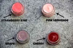 DIY lipgloss!  {39 Slumber Party Ideas To Help You Throw The Best Sleepover Ever}