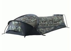Black Wolf Stealth Bivy CAMO Adventure Hiking Bivy Tent