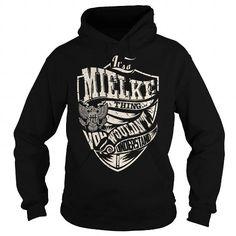 Cool Its a MIELKE Thing (Eagle) - Last Name, Surname T-Shirt T-Shirts