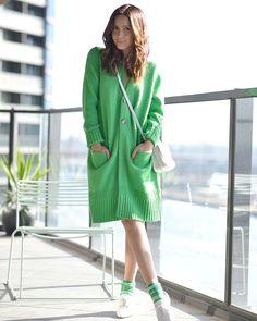 Shades of Green, Street Style on Friend in Fashion, www.friendinfashion.com.au