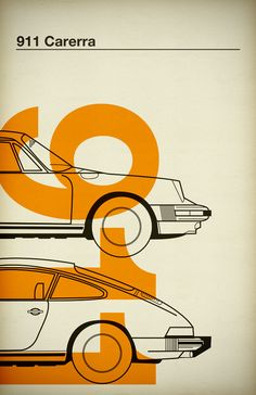 Fast Times: A Collection of Vintage Inspired Automotive Posters