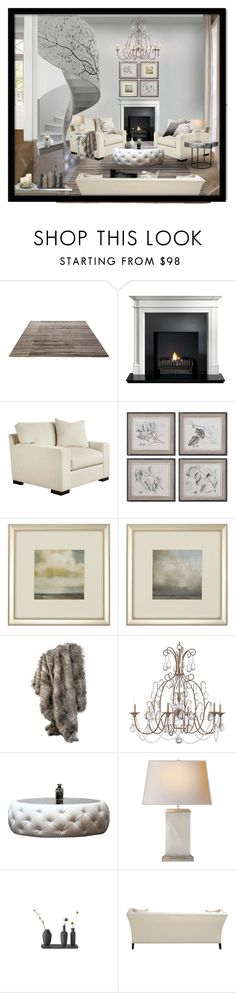 """""""Untitled #5450"""" by julissag ❤ liked on Polyvore featuring interior, interiors, interior design, home, home decor, interior decorating, ESPRIT, Uttermost, Abbyson Living and Ethan Allen"""