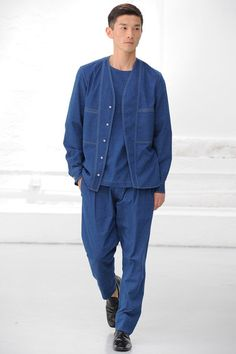 Lemaire Spring 2015 Menswear Collection - Vogue