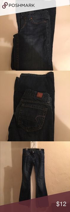 American Eagle Boot Cut Jeans Boot cut jeans size 0 Regular American Eagle Outfitters Jeans Boot Cut
