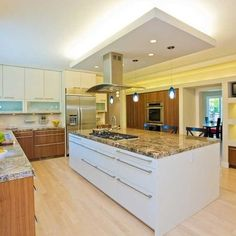 Kitchen Island Hoods design strategies for kitchen hood venting | ovens, freestanding