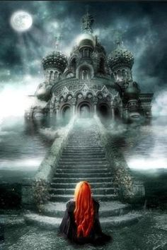 This reminded me of writing mental magic; the castles of the mind ... - http://wanelo.com/p/3870553/quiz
