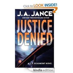 J.a. Jance Novels Justice Denied ...