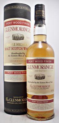 Glenmorangie Scotch Whisky Port Wood Finish 43% 70cl - Kenny's favorite