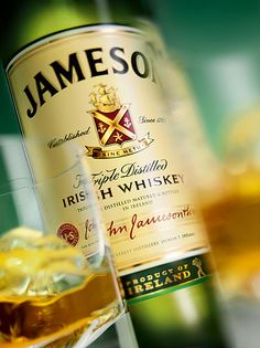 Jameson Whiskey-the most popular spirit in all of Williamsburg :)