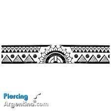 Resultado de imagen para brazaletes maories