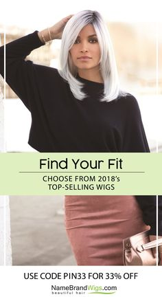 Name Brand Wigs provides the highest quality genuine name brands to you at fantastic prices! Our friendly and knowledgeable Customer Support team would love to help you find the perfect style. We offer free shipping to the U.S. on orders over $50, and with deep discounts on wigs from top designers, we hope to become your favorite on-line wig store!