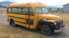 1936 Chevrolet Other Streetrod Old Buses For Sale, Short Bus For Sale, Busses For Sale, Old Trucks, Chevy Trucks, Motorhome, Old School Bus, School Buses, U Haul Truck